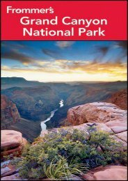 Frommer s Grand Canyon National Park (Park Guides)