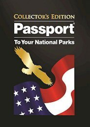 Passport to Your National Parks - Collector s Edition