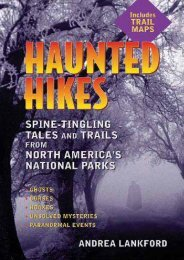 Haunted Hikes: Spine-Tingling Tales and Trails from North America s National Parks