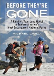 Before They re Gone: A Family s Year-Long Quest to Explore America s Most Endangered National Parks