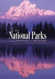 David Muench s National Parks