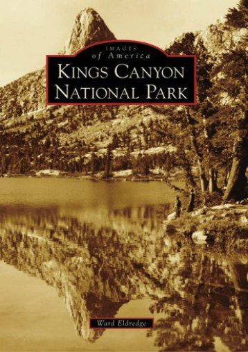 Kings Canyon National Park, CA (IMG) (Images of America)