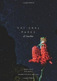 National Parks of Costa Rica (Zona Tropical Publications)