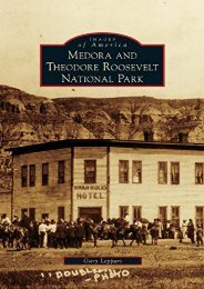 Medora and Theodore Roosevelt National Park