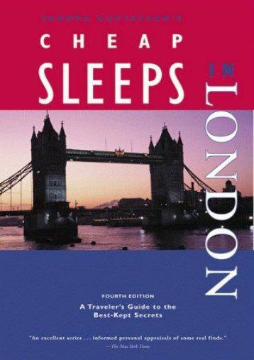 Cheap Sleeps in London