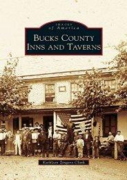 Bucks County Inns and Taverns