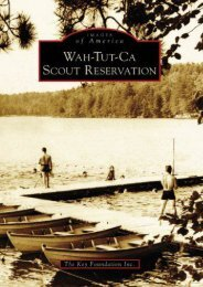 Wah-Tut-Ca Scout Reservation (NH) (Images of America)