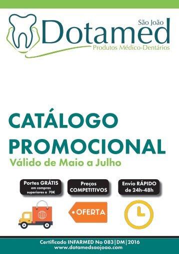 Catálogo Medicina Dentária - Maio a Julho 2017