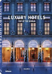 Luxury Hotels: Top of the World Vol. II (English, German, French, Italian and Spanish Edition)