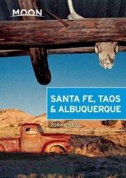 Moon Santa Fe, Taos   Albuquerque (Moon Handbooks)