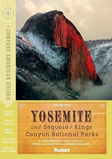Compass American Guides: Yosemite   Sequoia/Kings Canyon National Parks (Full-color Travel Guide)