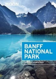 Moon Banff National Park (Moon Handbooks)
