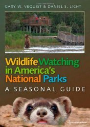 Wildlife Watching in America s National Parks: A Seasonal Guide