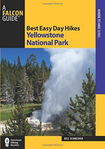 Best Easy Day Hikes Yellowstone National Park (Best Easy Day Hikes Series)
