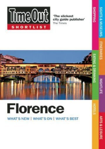 Time Out Shortlist Florence