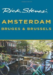 Rick Steves  Amsterdam, Bruges, and Brussels
