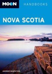 Moon Nova Scotia (Moon Handbooks)