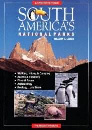 South America s National Parks: A Visitor s Guide
