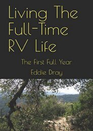 Living The Full-Time RV Life: The First Full Year
