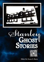 Stanley Ghost Stories