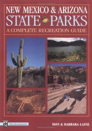 New Mexico   Arizona State Parks: A Complete Recreation Guide