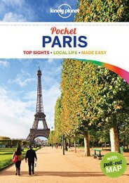 Lonely Planet Pocket Paris (Travel Guide)