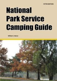 National Park Service Camping Guide, 5th Edition