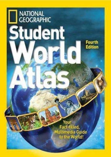 National geographic kids world atlas atlas national geographic student world atlas gumiabroncs Choice Image