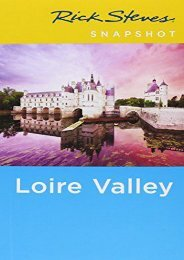 Rick Steves Snapshot Loire Valley