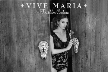 Vive Maria Autumn Winter Collection 2017 Trip to Bologna vivemaria.de