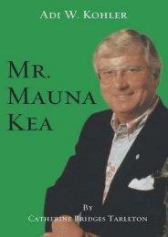Mr. Mauna Kea