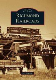 Richmond Railroads (Images of Rail)