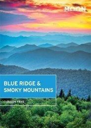 Moon Blue Ridge   Smoky Mountains (Moon Handbooks)