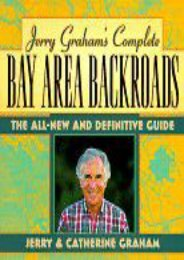 Jerry Graham s Complete Bay Area Backroads