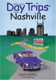 Day Trips from Nashville, 5th (Day Trips Series)