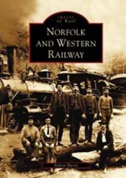Norfolk and Western Railway   (VA)  (Images of Rail)