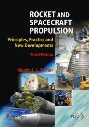 Rocket and Spacecraft Propulsion: Principles, Practice and New Developments (Springer Praxis Books)