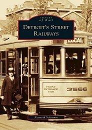 Detroit s Street Railways