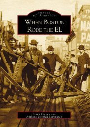 When Boston Rode the EL (Images of America)