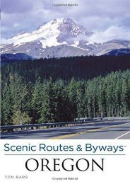 Scenic Routes   Byways Oregon