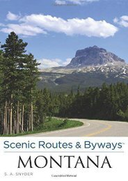 Scenic Routes   Byways Montana