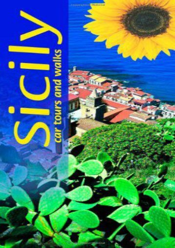 Sicily: Car Tours and Walks (Landscapes)