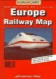 Europe Railways (Euro Map)