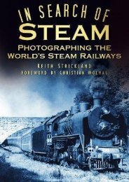 In Search of Steam: Photographing the World s Steam Railways
