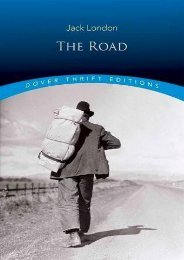 The Road (Dover Thrift Editions)