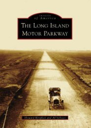 The Long Island Motor Parkway (NY) (Images of America)