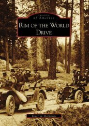 Rim of the World Drive (CA) (Images of America)