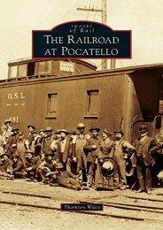 Railroad at Pocatello