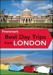 Frommer s Best Day Trips From London (Frommer s Color Complete)