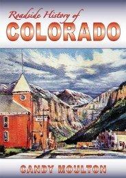 Roadside History of Colorado (Roadside History Series) (Roadside History (Paperback))